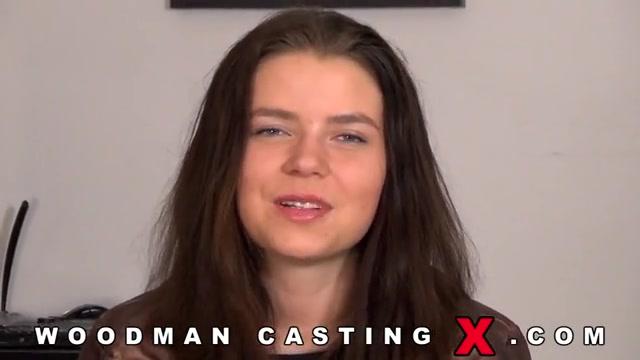 На кастинге у Вудмана очередная красотка из России порно порно
