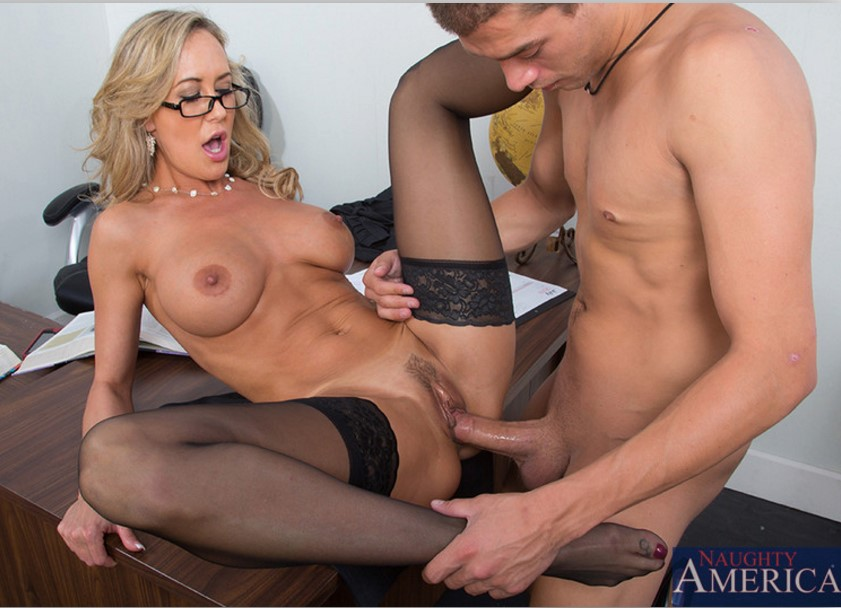 Брэнди Лав - Мой вредный студент (Brandi Love) порно порно