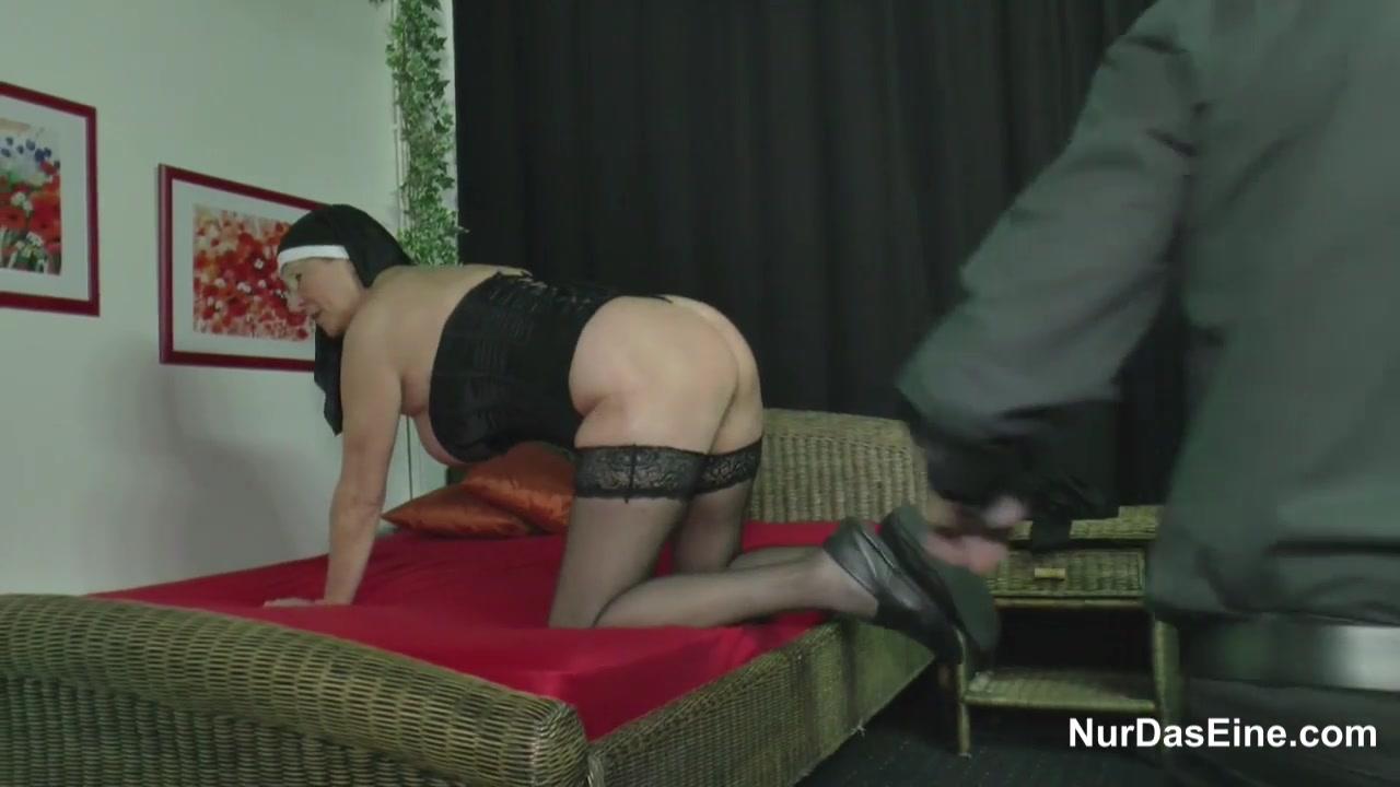 Моя Монашка. порно