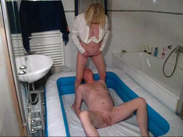 Надувной Бассейн. порно