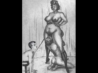 рисованое порно порно
