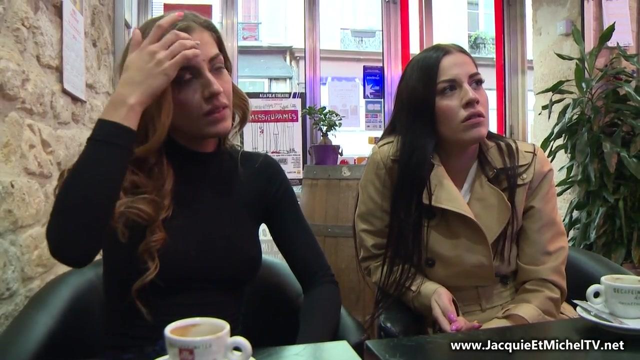 Французские шлюшки подружки порно