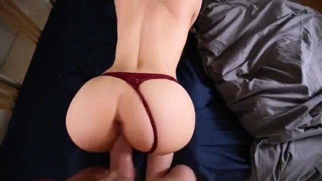 Настоящее удовольствие с красивой любительницей отхватывать по отверстиям порно