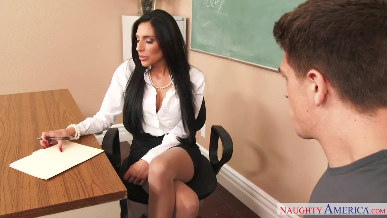 секс учительница с парень