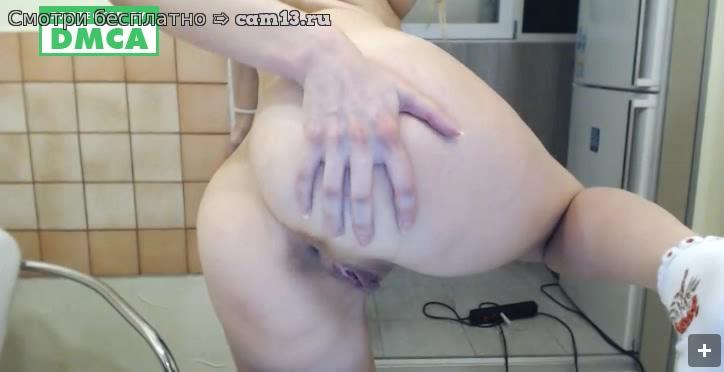 Студентка и анальная пробка порно