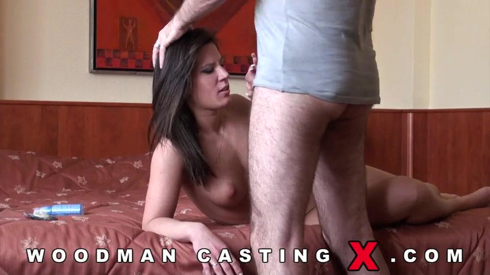 Порно кастинг вудман суеро