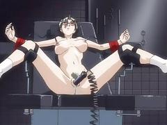 Эту мультяшную красотку грех не оттрахать  на столе при зрителях порно
